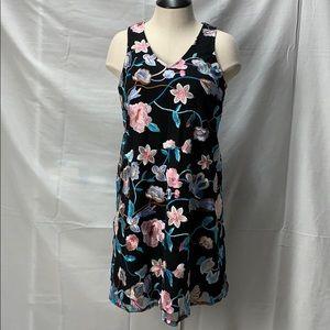 ECI New York Floral Dress